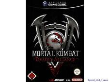 ## Mortal Kombat: Deadly Alliance (Deutsch) Nintendo GameCube USK18 Spiel ##