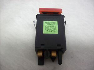 Audi A3 8L Blinkerschalter Warnblinkschalter 8L0941509M 8L0941509