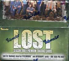 Lost Season 3 Factory Sealed Hobby Box 36 Packs