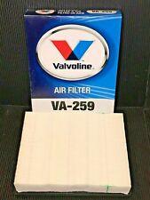VALVOLINE VA-259 AIR FILTER  AC Delco A1519C, GM 25311916