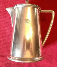 The Rice Hotel Houston Tx Silver Soldered 72 oz Pitcher by Reed & Barton