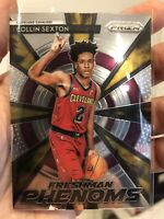 2018-19 Collin Sexton Panini Prizm Freshman Phenoms Rookie #18 Cavaliers NBA QTY