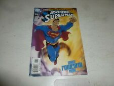 ADVENTURES OF SUPERMAN Comic - No 648 - Date 03/2006 - DC Comic