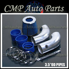 BLUE 1996-2005 GMC JIMMY SOMONA 4.3 4.3L AIR INTAKE KIT INDUCTION SYSTEMS