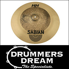 "Brand New SABIAN HH 20"" Duo Ride Cymbal RRP $649 ON SALE NOW! 2 YEAR WARRANTY"