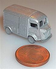 CITROEN HY furgoni metallo argento piccoli serie 1:160 å