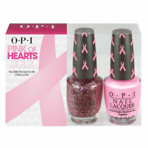 OPI Nail Polish OPI PINK OF HEARTS 2012 LIMITED EDITION SET