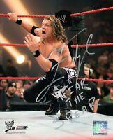 WWE SIGNED PHOTO EDGE WRESTLING PHOTO WITH COA & PROOF