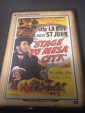 Hawk of Powder River / Stage to Mesa City (DVD)