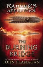 Ranger's Apprentice #2: The Burning Bridge by John Flanagan (2007, Paperback)