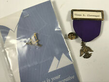 Lot Vintage Masonic Mason Scottish Rite Pins Pinbacks Medals