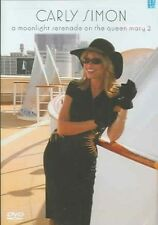 Carly Simon - Moonlight Serenade on The Queen Mary 2 Region 1 DVD