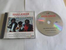 SHALAMAR - Hits Collection (CD 1996) GERMANY Pressing