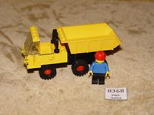 LEGO Sets: Classic Town: Construction: 6648-2 Dump Truck (1980) 100%