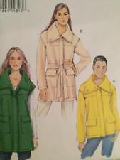 Vogue Sewing Pattern 8794 Ladies Misses Jacket Belt Size 14-22 Uncut
