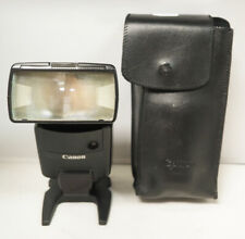 Canon Speedlite 540EZ Shoe Mount Flash w/ Case, Foot  #114