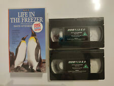 Life In The Freezer (VHS/H, 1994, 2-Tape Set)
