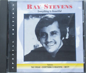 Ray Stevens - Everything is beautiful (CD)
