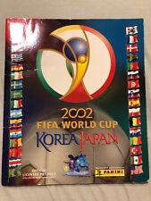 Panini Album FIFA World Cup 2002 Korea Japan 02 komplett