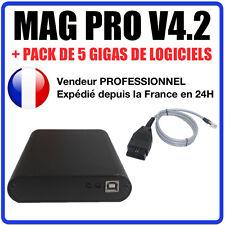 Interface MAG PRO V4.2 - ECU FLASH CHIP TUNING - MPPS GALLETTO BDM KESS KTAG