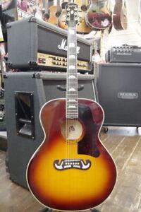 Epiphone EJ-200 Jumbo Type Acoustic Guitar