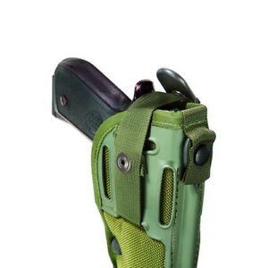 Bianchi 15117 Black M1415 Thumbsnap Strap System For UM92 UM84 M12 Holster