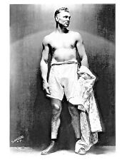 Boxing Legend Jack Dempsey 8x10 Photo #1