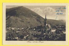 cpa FRANCE Alsace 68  THANN Ht Rhin Mit dem RANGEN Derrière la CRÊTE la Cote 425