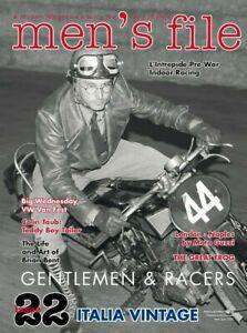 MENS FILE magazine No.22 / CLUTCH VOL.74 collaborative issue