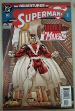 ADVENTURES OF SUPERMAN World With Mr. Majestic #624 March 2004 Mar 04 DC comic