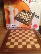 NOVAG CITRINE Chess Computer
