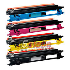 MULTIPACK 4 TONER PER BROTHER MFC 9440CN 9450CDN 9840CDN TN-130 NERO + COLORI
