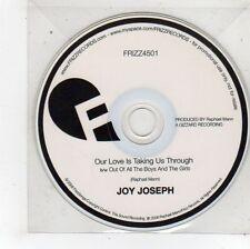 (FU45) Joy Joseph, Our Love Is Taking Us Through - 2008 DJ CD