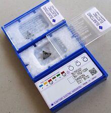 Sumitomo CBN TPGA 221 110304 BN700, 3 PCBN tipped Carbide Insert! fits TPGW/TPMT