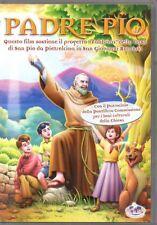 PADRE PIO - DVD (USATO EX RENTAL)