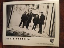 Elvis Costello Vintage 10 x 8 Press Photo 1996