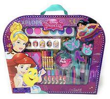 DISNEY PRINCESS ART CASE SET FUN ACTIVITY PLAYSCENCE GIRLS AGES 3+