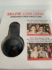 Selfie Clip on Camera Lens iPhone, Android, BlackBerry, Nokia, iPad And More
