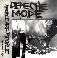 """Depeche Mode 12"""" People Are People (Different Mix) - USA (EX+/M)"""