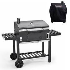 Taino Hero XXL Set SMOKER BBQ CARBONE carrello grill grill räucherofen Cappa