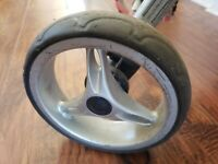 Baby Jgger City Mini Rear Wheels Replacement Set of 2. Used