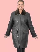 Shearling Dry-clean Only Solid Coats & Jackets for Women