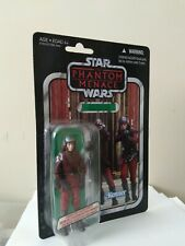 STAR WARS VC TVC VINTAGE COLLECTION VC83 NABOO ROYAL GUARD