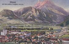 Admont mit dem großen Buchstein 2224 m - 1924 - Liezen - Steiermark