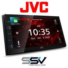 "JVC KW-M560BT 6.8"" Apple CarPlay/Android Auto/USB Mirroring/Bluetooth AV Receive"