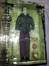 "Sideshow Frankenstein Figure 12"" Universal Monsters Boris Karloff New"