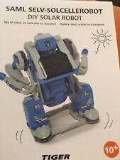 Tiger Solar Power Robot,Tank,Scorpion Kit.10+ Fun Education Gadgets.Family Xmas
