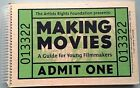Making Movies - A Guide for Young Filmmakers (NEW)