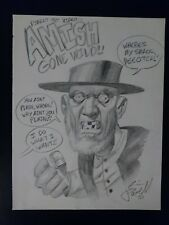 Eric Powell Original Sketch (Goon, Hillbilly)