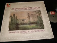 BACH OVERTURES 1066,1068<>TREVOR PINNOCK<>Lp VINYL~Germany Press<>ARCHIV 2533411